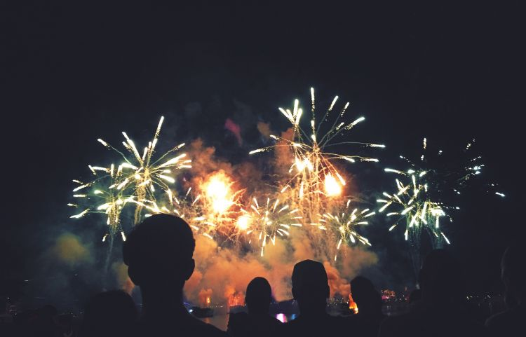 St Albans Cathedral Fireworks Spectacular