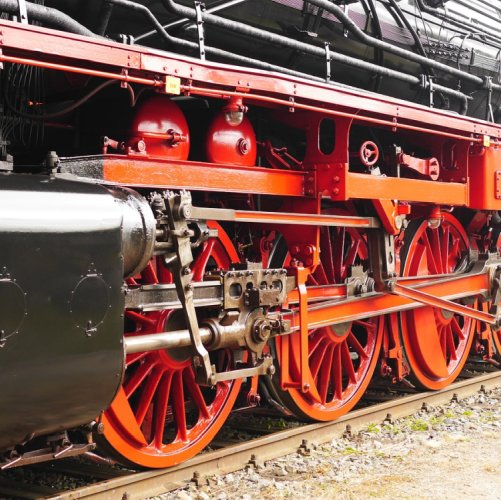 transport train