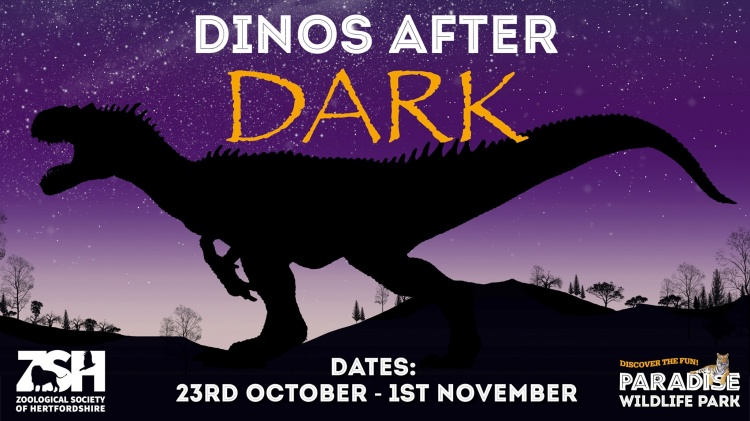Dino's After Dark - SOLD OUT!