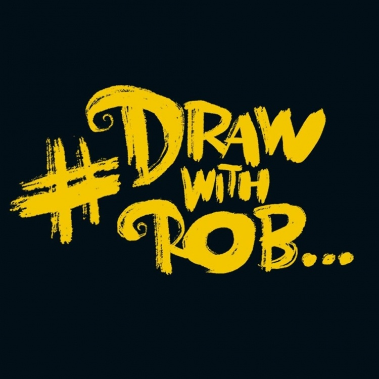 #DrawWithRob - archive Episode