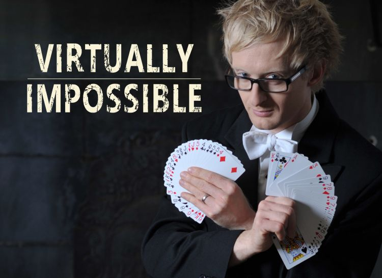 Virtually Impossible - online magic show